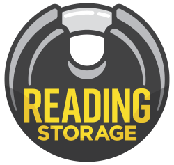 Reading storage logo