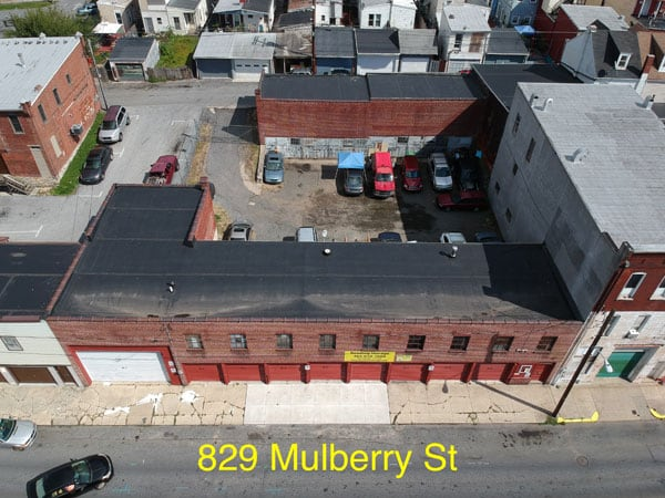 Reading storage mulberry street facility